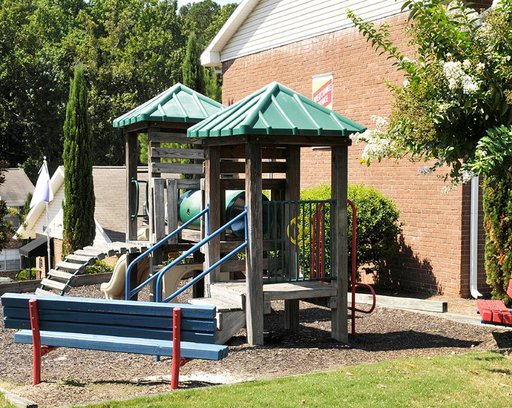 Willow Ridge exterior playground